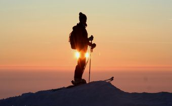 Schi de tură în Maramureș – vârful Igniș