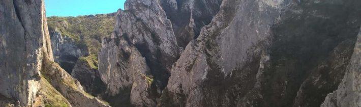 Traseul Csipkeș (5A/7+/5LC), Cheile Turzii