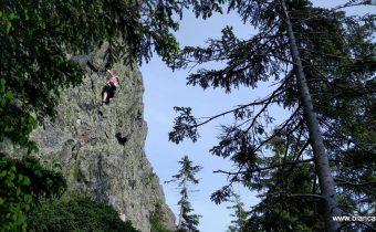 Cățărare și trekking în Maramureș (1) – Creasta Cocoșului