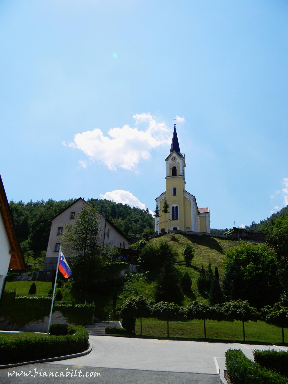 Orășelele din Slovenia sunt încântătoare!