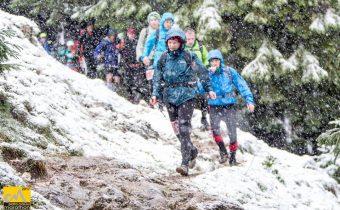 Maratonul Pietrei Craiului (MPC) 2017: primul meu maraton montan