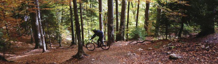 Octombrie pe bicicletă (3): Piatra Craiului