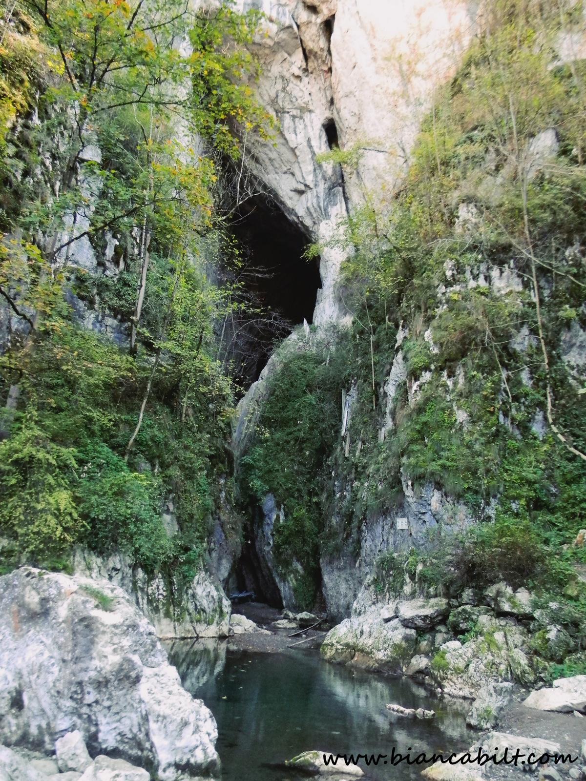 Minunăția naturii: peștera Huda lui Papară.