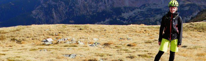 Octombrie pe bicicletă (4): Munții Retezat – Refugiul Stâna de Râu și Vârful Păpușa