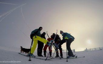 Azi a fost despre oameni: Vlădeasa pe schiuri, powder și lumină