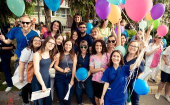 Despre deciziile în viață și medicina la Cluj