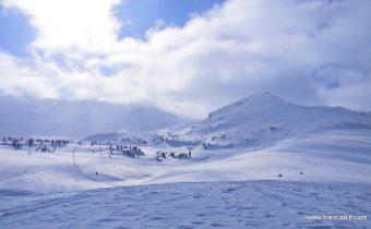 Schi în munții Rodnei, Maramureș