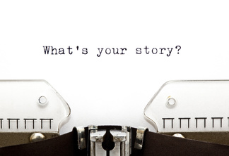 Bigstock typewriter what is your story 36095341