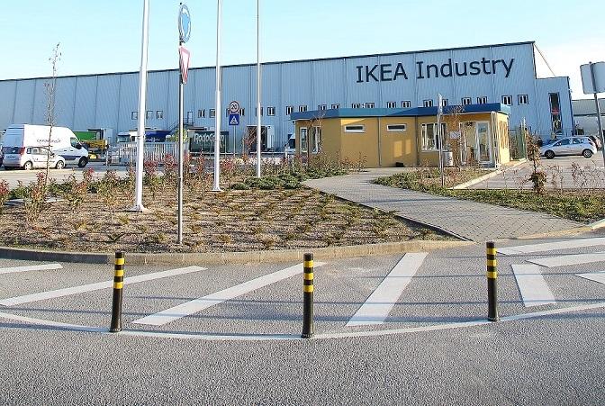 Ikea industry instala pain is fotovoltaicos nas - Fabricas de muebles en pacos de ferreira portugal ...