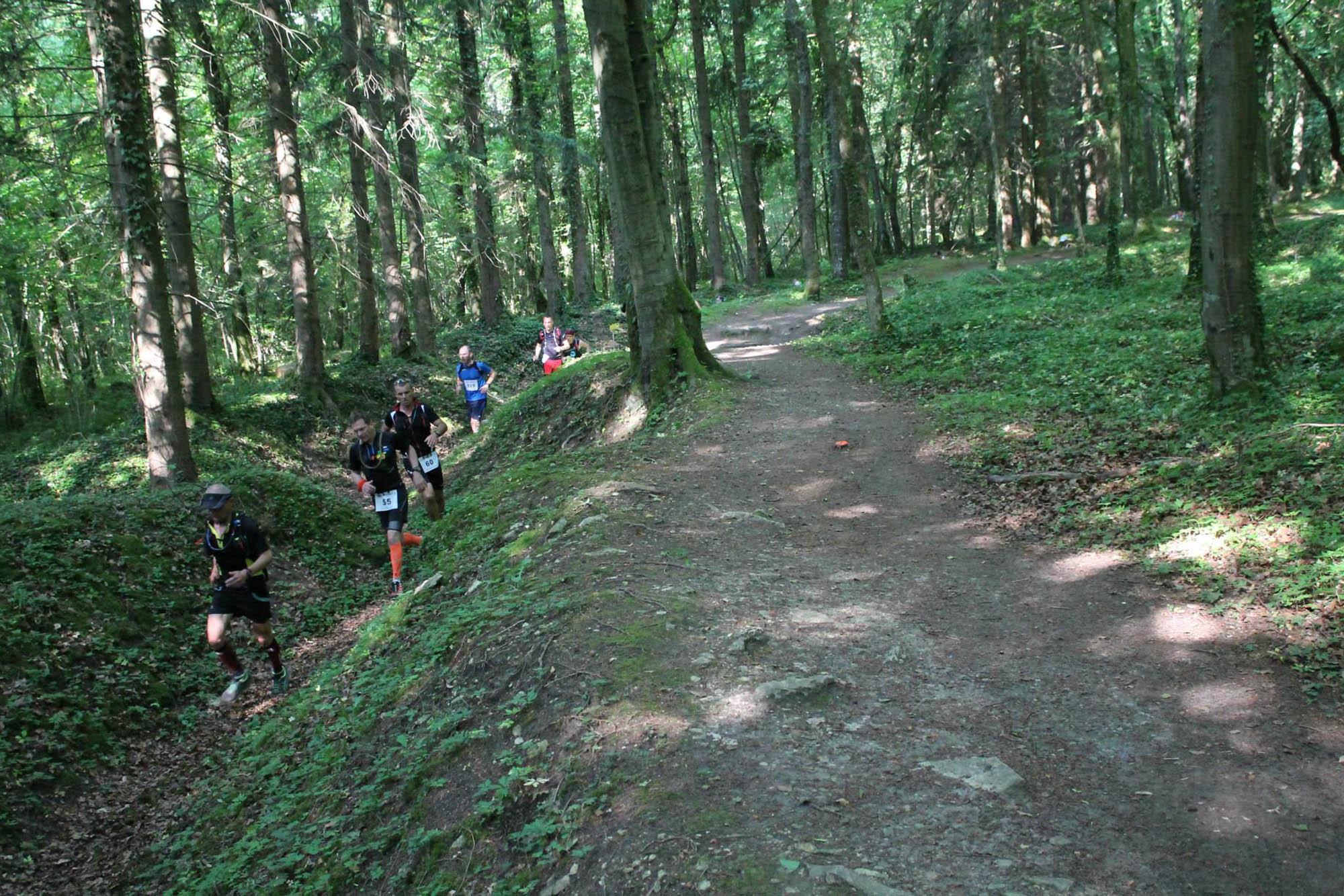 Trail Grande Guerre
