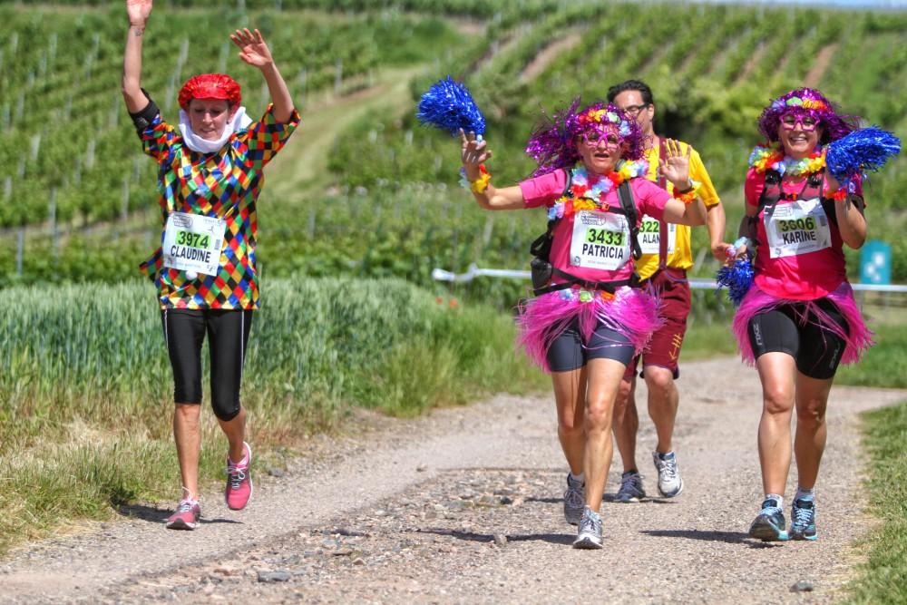 Marathon du vignoble d'Alsace