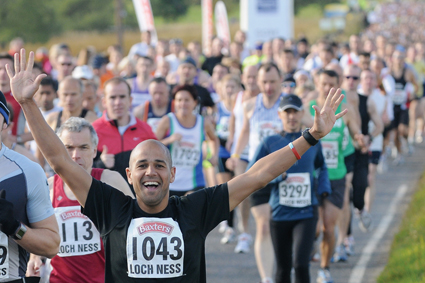 runners milepakr