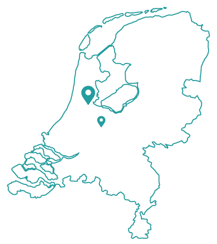 Kaart cursus amsterdam
