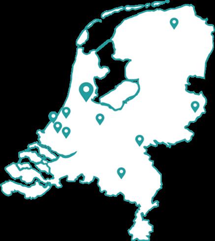 Kaart bijles amsterdam2