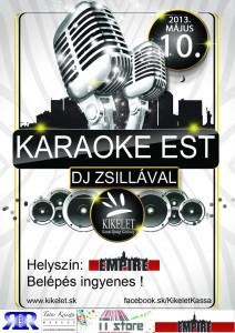 karaoke kikelet