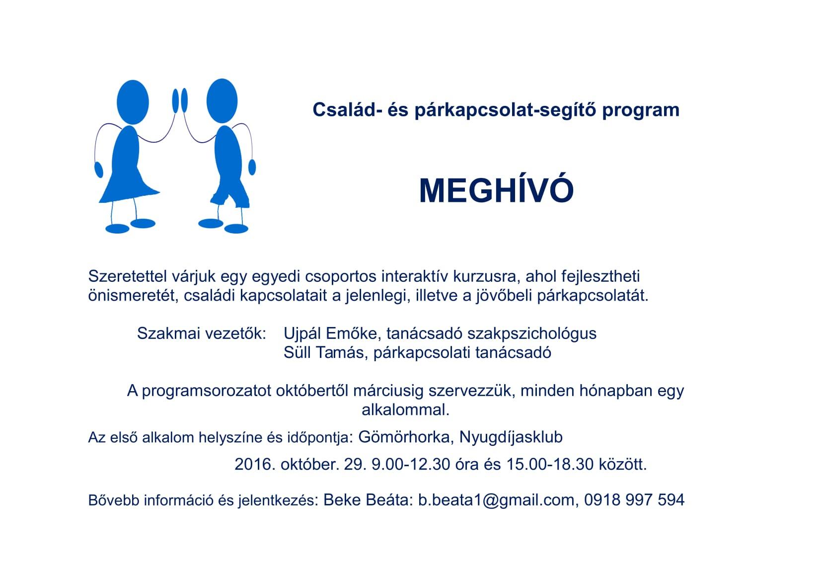 Digitális MEGHÍVÓ - Pelsőc-1