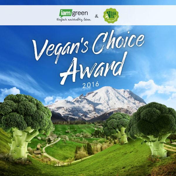Vegans Choice Award