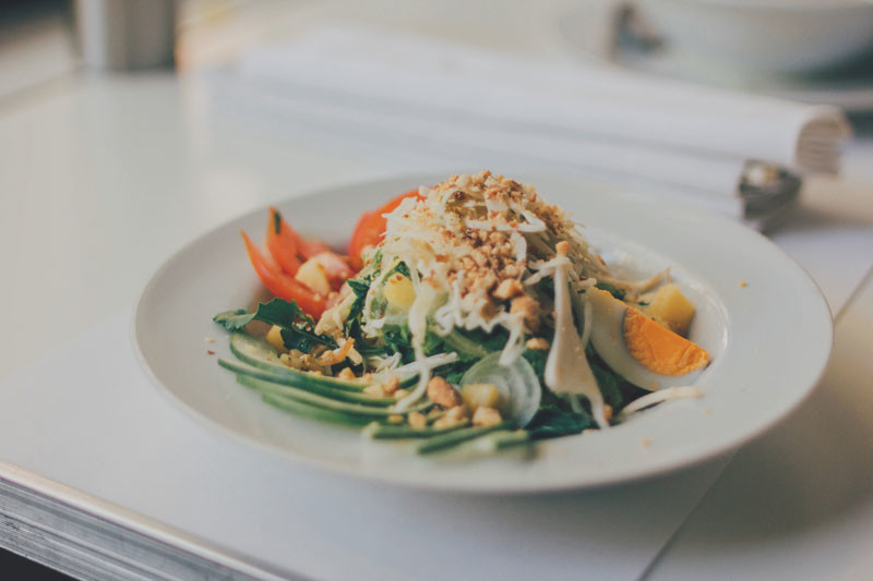 Restaurants mit veganem Angebot in Österreich