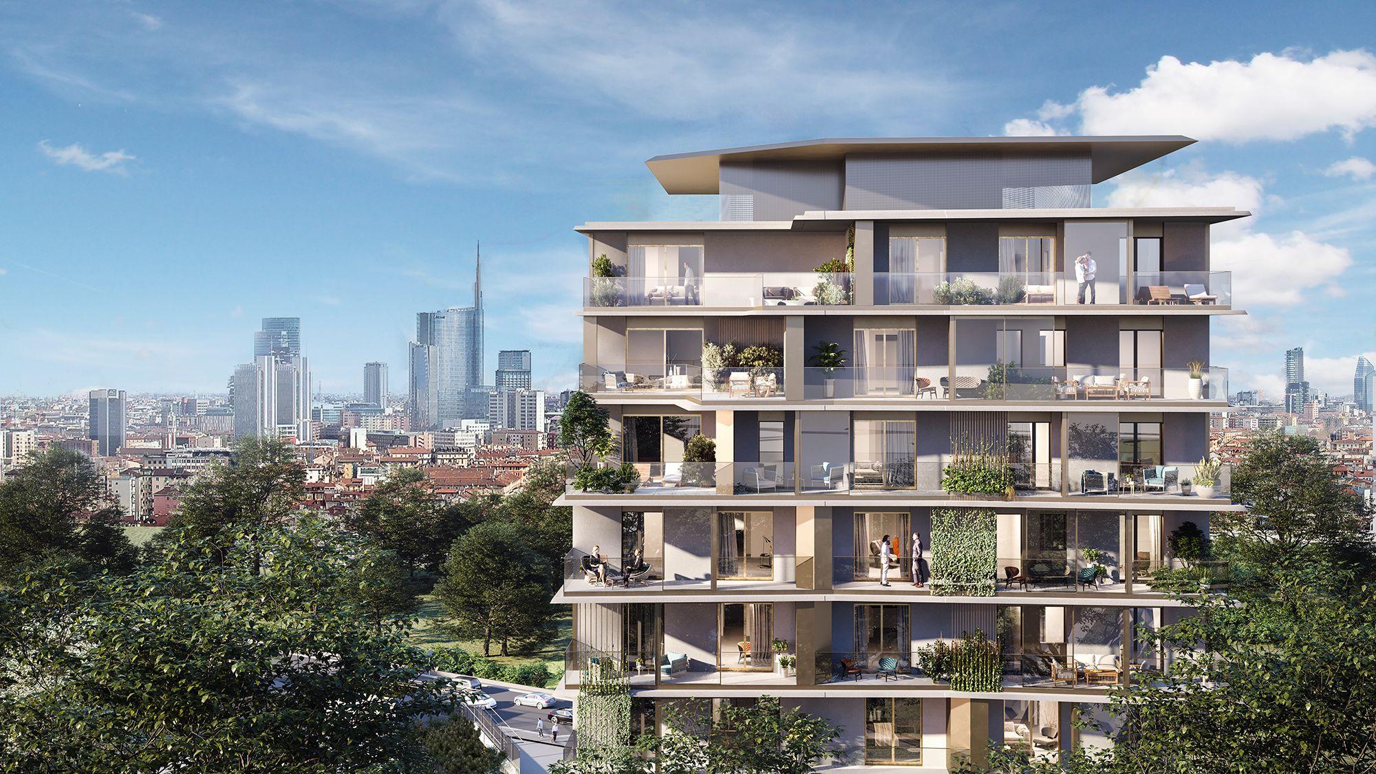 Milano Citta Globale Uptown E Uno Dei Motori Di Sviluppo Euromilano