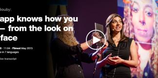 Rana El Kaliouby TedWoman Konuşması