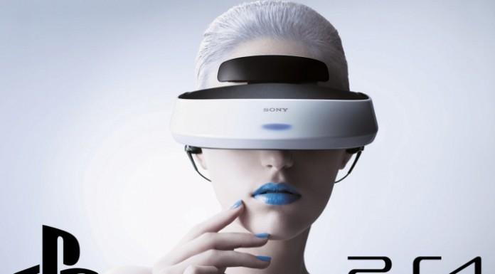SONY Sanal Gerçeklik Projesini PLAYSTATION VR Olarak Piyasaya Çıkaracak.