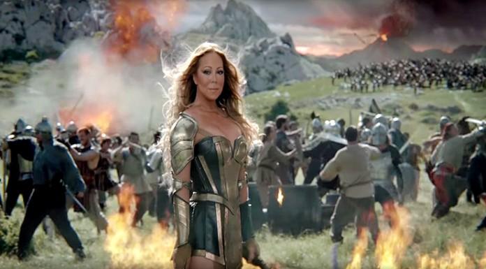 Game Of War?ın Yeni Reklam Yüzü Mariah Carey Oldu