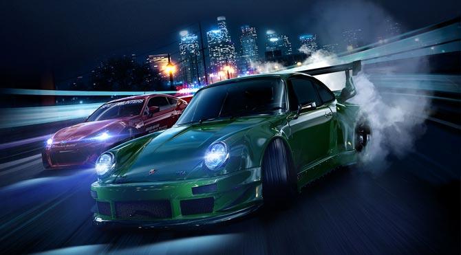 Need For Speed - Yeni Oyununun Videosu Yayınlandı