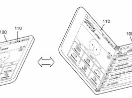 Samsung' un Yeni Patentleri - Yuvarlanabilir, Katlanabilir