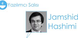 Yazılımcı Salısı'nda Bu Hafta - Jamshid Hashimi