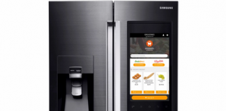 Samsung'dan Akıllı Buzdolabı