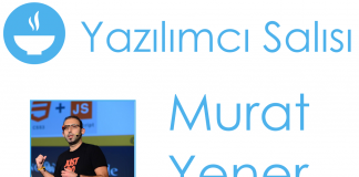 Yazılımcı Salısı?nda Bu Hafta ? Murat Yener