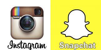 Instagram' dan Snapchat ve Telegram' a Yasak