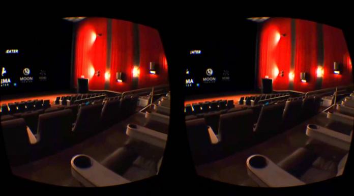 Avrupa' nın ilk Virtual Reality sineması Amsterdam' da açıldı.