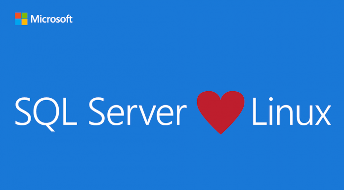 Microsoft SQL Server Artık Linux Server'da