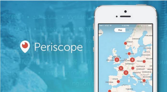 Periscope 1 Yaşında