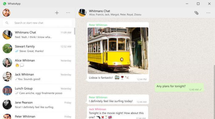 WhatsApp şimdi de Windows ve Mac için resmi masaüstü uygulaması geliştirdi