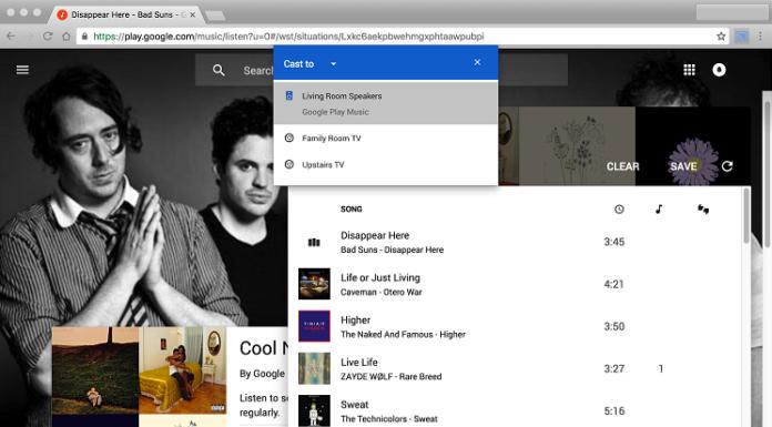 Chrome Üzerinden Sitelerdeki Videoları Eklenti Olmadan Diğer Cihazlara Dağıtabilirsiniz