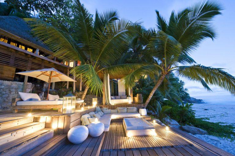 Дом на берегу моря остров Переа