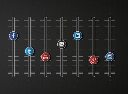 Varför finns ni i sociala medier?