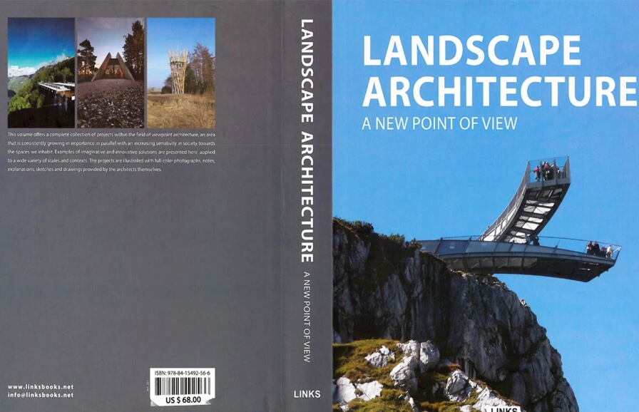 "Front cover: 3RW's Ørnesvingen – Landscape Architecture ""a new point of view"""