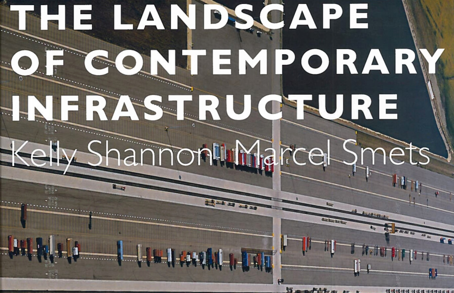 "Ørnesvingen & Askvågen is published in the book: ""The Landscape of contemporary infrastructure"""