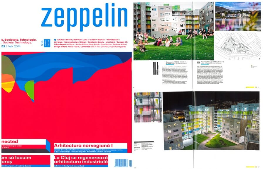 Grønneviksøren is published in Zeppelin No 121/Feb. 2014.