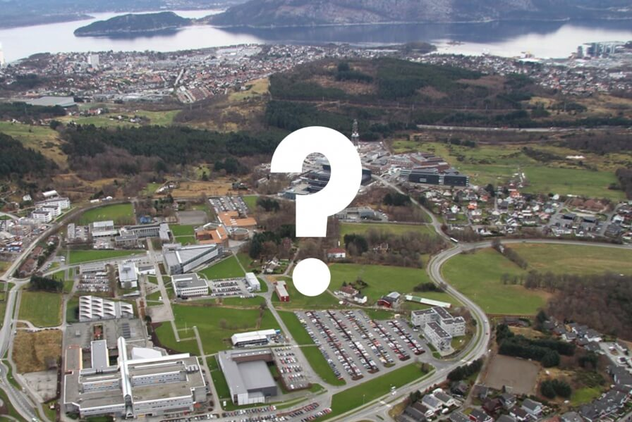 3RW arkitekter and landscape firm Smedvigs Landskapsarkitekter AS are among the two teams selected to rethink the university district of Stavanger and Sola.