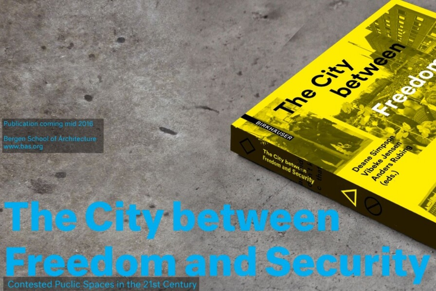 The City Between Freedom and Security, publication by BAS, NSM and PST will be presented by Line Myhre Flores with Anders Rubing part of this year Sikkerhetskonferansen in Oslo on March 17th, do not miss out!