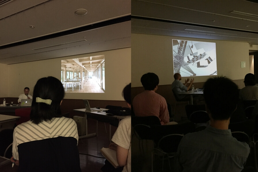 3RW lecture at Osaka Institute of Technology