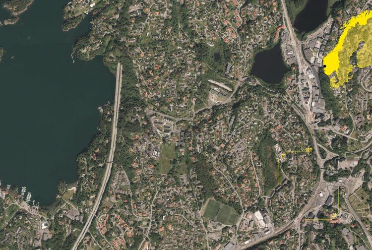Image for Masterplan Skjoldskiftet