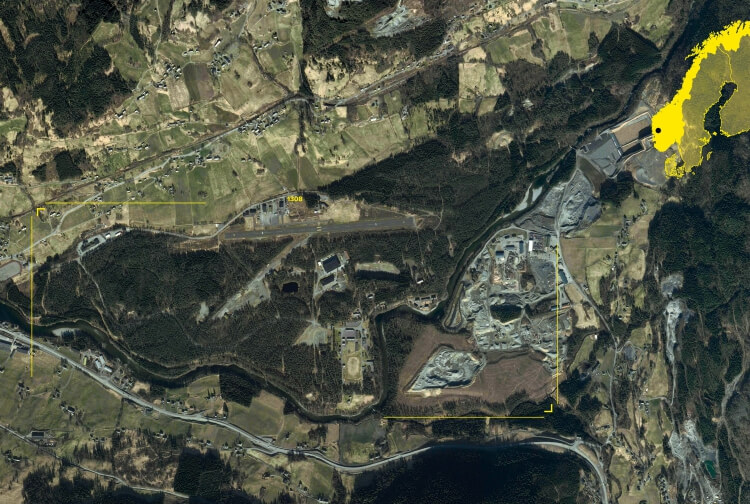 Image for Masterplan Bømoen