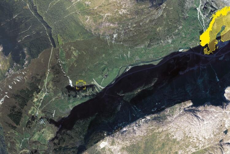 Image for Viewpoint Sivlesfossen