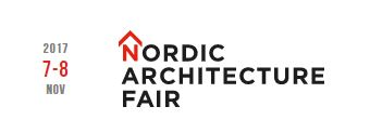 3RW arkitekter at this year's Nordic Architecture Fair
