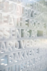 Image for Midlertidig minnested i regjeringskvartalet etter 22. juli hendelsene – Temporary Memorial for 22 July